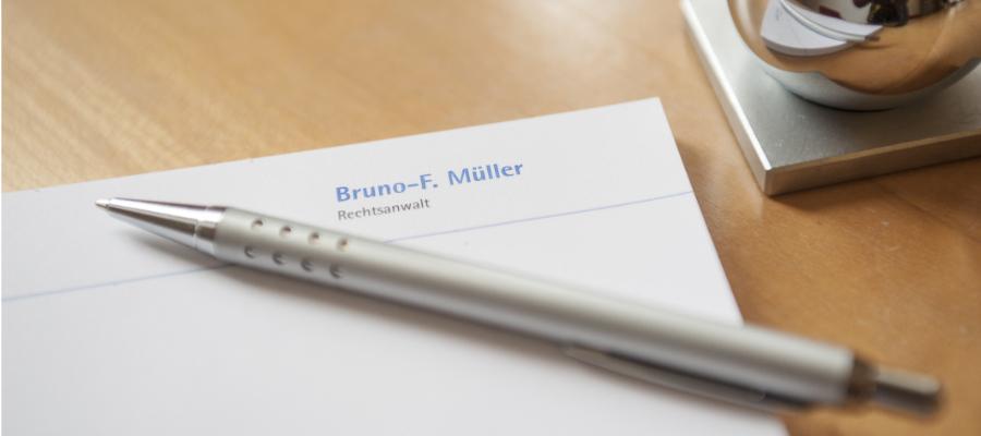 Rechtsanwaltskanzlei Bruno-F. Mueller